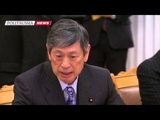 Правительство Японии придает большое значение визиту своей делегации в Москву