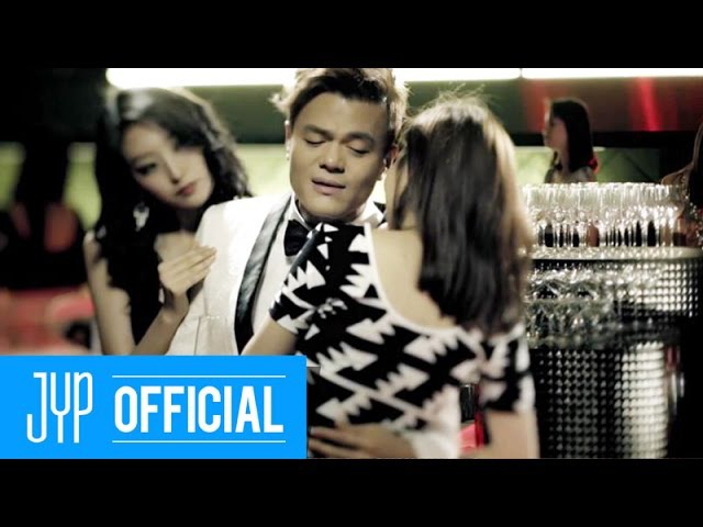 J.Y. Park(박진영) Someone else(다른 사람 품에 안겨서) (Duet with Gain) M/V