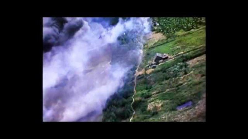 The End The Doors Vietnam War napalm bombing runs
