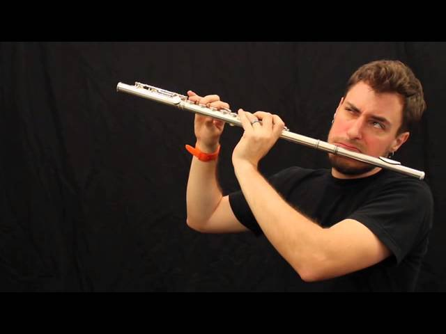 Greg Pattillo Flute Beatbox Lessons Gypsy K Backbeat Jam Sm