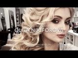 Прическа Локоны  на Бок| Переплетение Собранные Локоны|Длинные Волосы|Hairstyle Curled Long Hair
