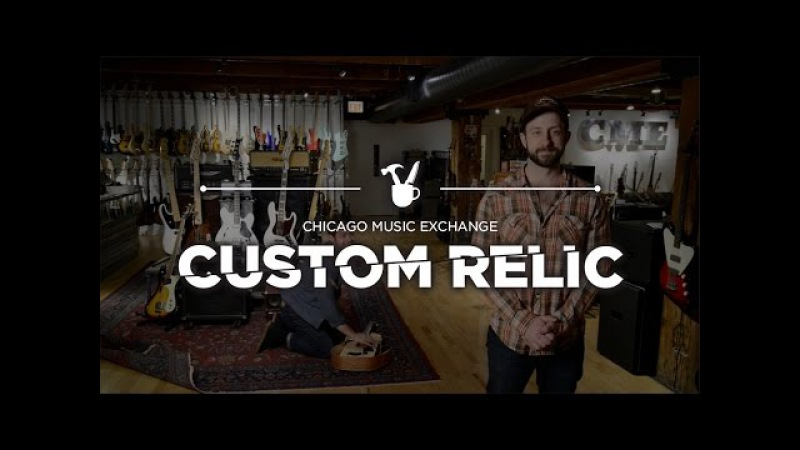 CME Custom Relic'ing: Add Years of Abuse To Your Brand New Guitar!