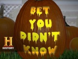 Bet You Didn't Know Halloween History