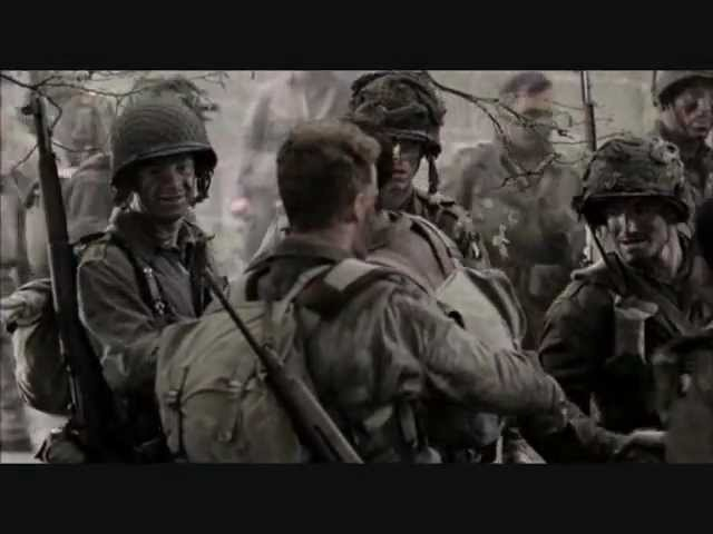 Brothers In Arms / Band of brothers