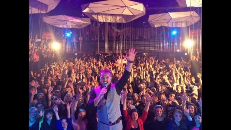 A-Sen feat DJ Nejtrino DJ Baur - Я рисую (OFFICIAL VIDEO LIVE from GERMANY)