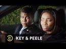 Key & Peele - Obama Teaches Malia to Drive