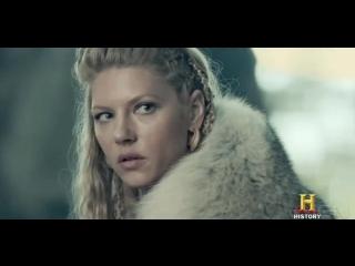 Викинги/Vikings (2013 - ...) Трейлер (сезон 3; русский язык)