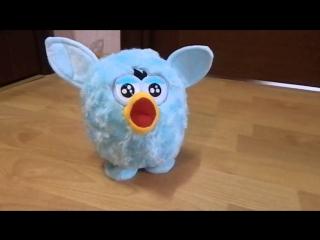 Обзор детская игрушка - Ферби Смешарики-повторюшки, принцип хомяка (kidtoy.in.ua)