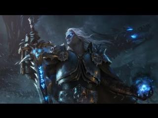 World Of Warcraft -  История о зарождении. История жизни и смерти Короля - Лича (АРТАС)