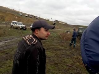 All road Березовка. танки грязи не бояться 29.11.2015 ч.9
