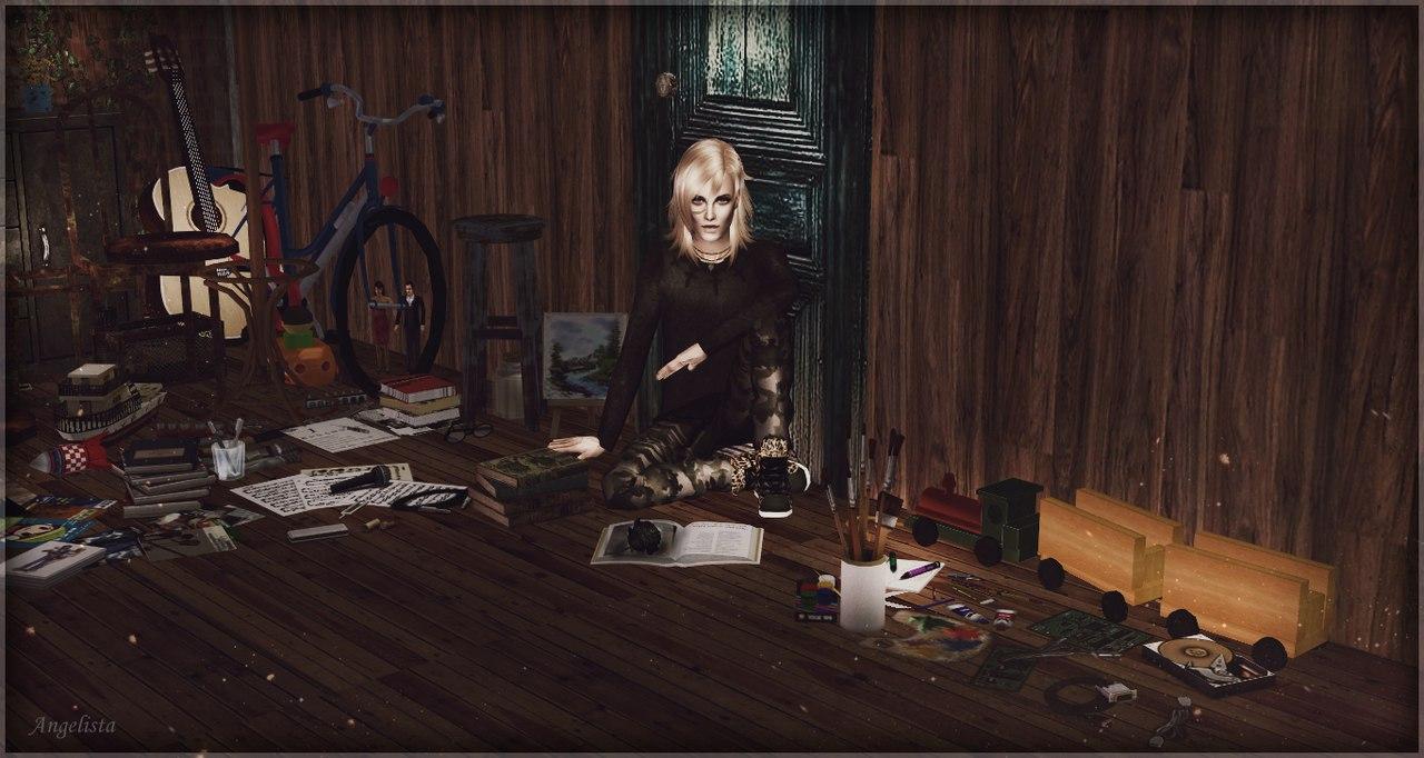 """Diary Of Oblivion/Дневник забвения"" - Страница 2 Au-WXKq9Cgk"