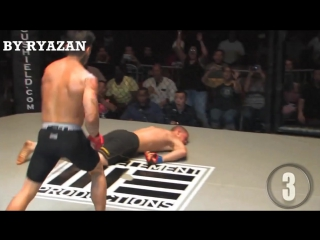 Mikey Gonzalez vs. James Chaney |BY RYAZAN