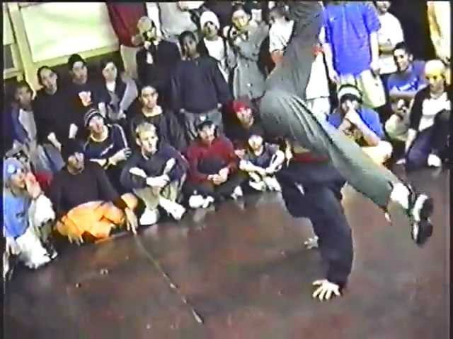 B-girl Coty of Circle Of Fire (Out For Fame)