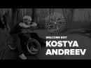 Kostya Andreev Welcome to Superstar