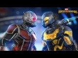 Marvel Contest of Champions Ant-Man &amp Yellowjacket Enter Battlerealm