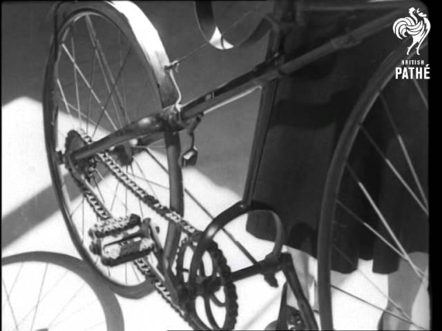 Birth Of The Bike (1937)