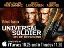 Универсальный солдат 4      Universal Soldier: Day of Reckoning     2012     TRAILER