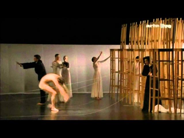 Pina Bausch - Orfeu e Eurídice