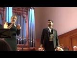 Евгений Кунгуров и Кристина Аглинц - Time to say goodbye