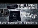 The Living Tombstone - Five nights at Freddy's RUS (Cover by Sayonara) Пять Ночей с Фредди