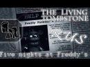 The Living Tombstone - Five nights at Freddys RUS Cover by Sayonara Пять Ночей с Фредди