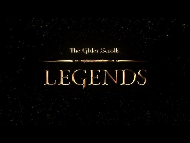 The Elder Scrolls: Legends - E3 2015 Teaser Trailer