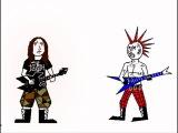 Death Metal VS Punk Rock