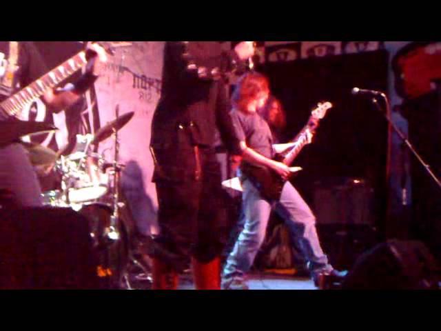 Veritamorph – Изгнанник (Live in Buffer 11 03 2016)