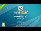 FIFA 16 / Первый Трейлер / Женские сборные в игре