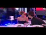Владислав Рамм Миша Романова целуются!?Крупным планом!На церемонии «Fashion People Awards–2015»