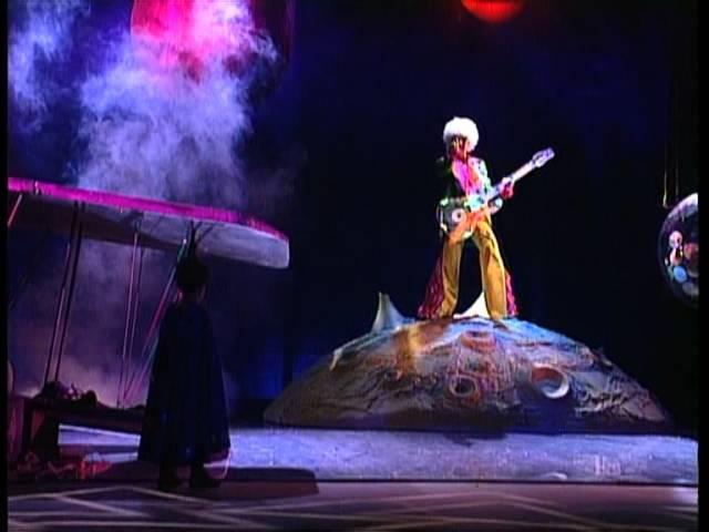 Маленький принц 1 акт (спектакль)