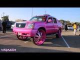 WhipAddict Cadillac Escalade EXT on 34