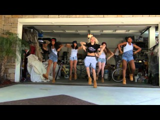 Jordyn Jones Dances in Zara Terez to