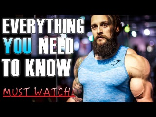 EVERYTHING YOU NEED TO KNOW: Food | Training | Fat Loss | Muscle Gain (Lean Machine Ep.8)