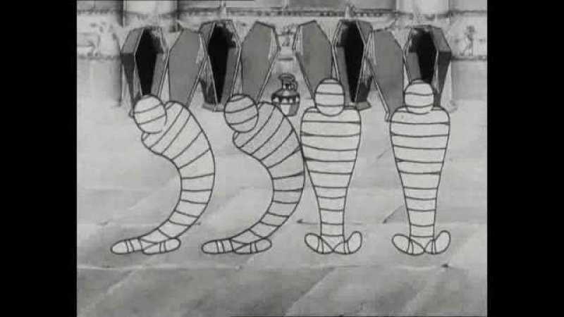 Silly Symphony - Egyptian Melodies