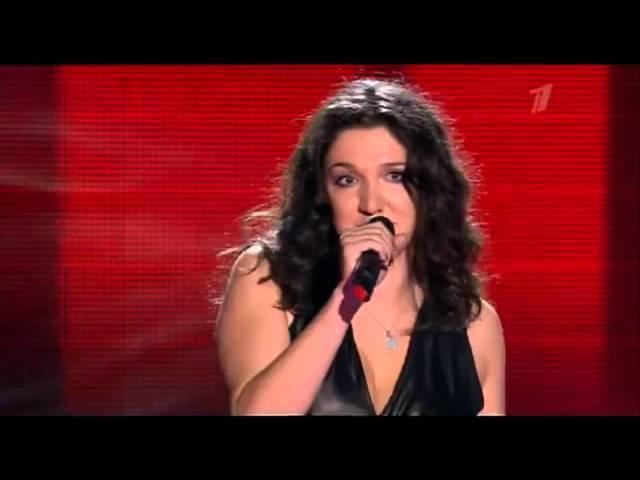 The Voice Russia. Juliana Strangelove. Contralto.
