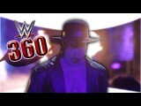 See The Undertaker's entrance like never before in this all NEW 360 video!