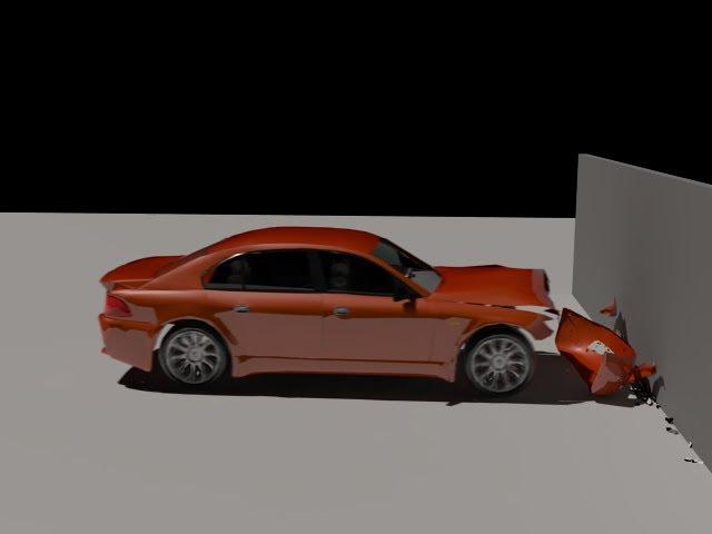 3dsmax tutorial: car crush part1:massfx CarRig