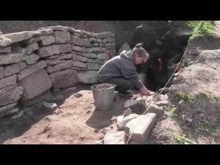 В Старой Ладоге археологи нашли ценный клад
