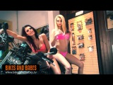 Bikes and Babes TV Sexy Strip Clips 488 ALICE SAINT AND JESSE JANE - TRAILER