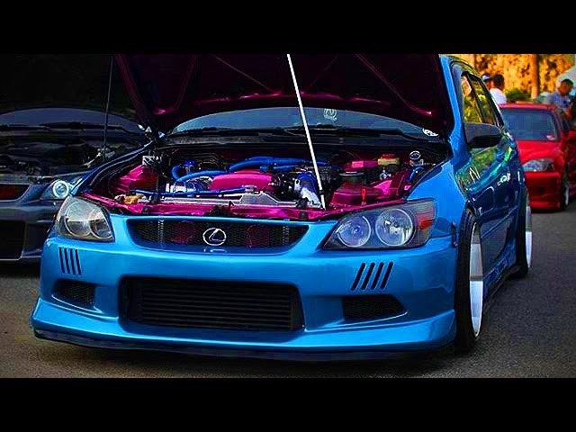 Ultimate Lexus IS200IS300Altezza Sound Compilation