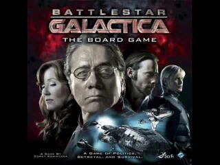 Battlestar Galactica. Звездный крейсер Галактика, обзор