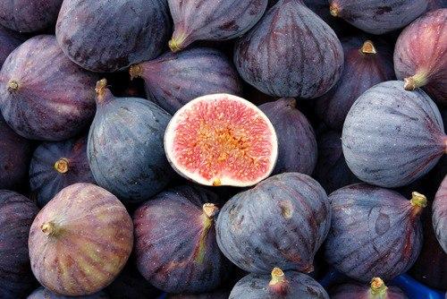 Инжир - заморский источник питательных веществ