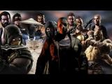 Самые Смешные Моменты с Летсплейщиками в Mortal Kombat X