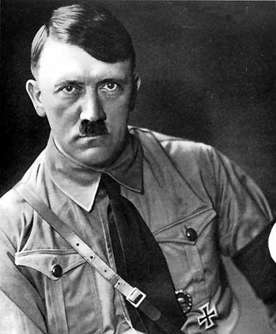 интересные факты о гитлере. -гитлер никогда не снимал свое пальто публично.-гитлер считал, что высшая раса это арийцы - люди с голубыми глазами и светлыми волосами. но у него были темные волосы