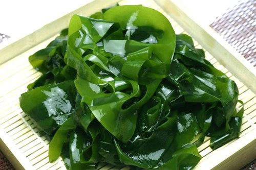 салат вакаме ламинария рецепт с фото сыроедение