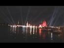 """Праздник выпускников в Санкт-Петербурге  """"Алые Паруса - 2015"""" (фрагменты репетиции)"""