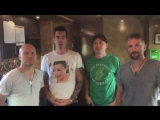 Theory of a Deadman - Privet, Russia!