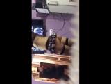 Шлюхи Periscope 18+|Пьяная баба в униформе демонстрирует свою фигуру