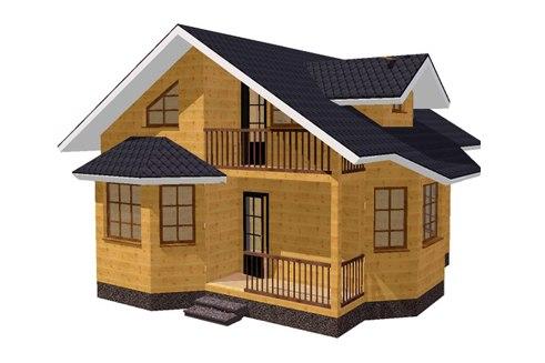 Каркасные дома любой сложности, от пристроек до многоуровневых коттеджей